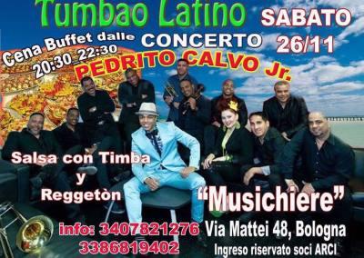 26 Novembre – Tumbao Latino