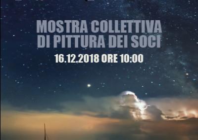 16 Dicembre 2018 – Mostra collettiva di pittura